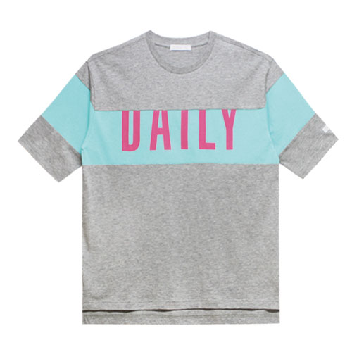 DAILY OVER FIT STS (M-GREY)